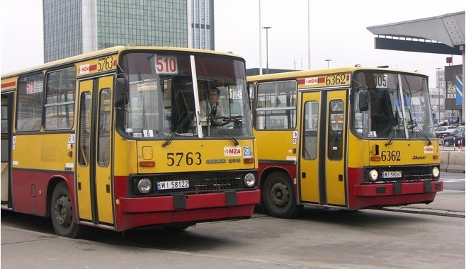 Varšavski gradski prevoz