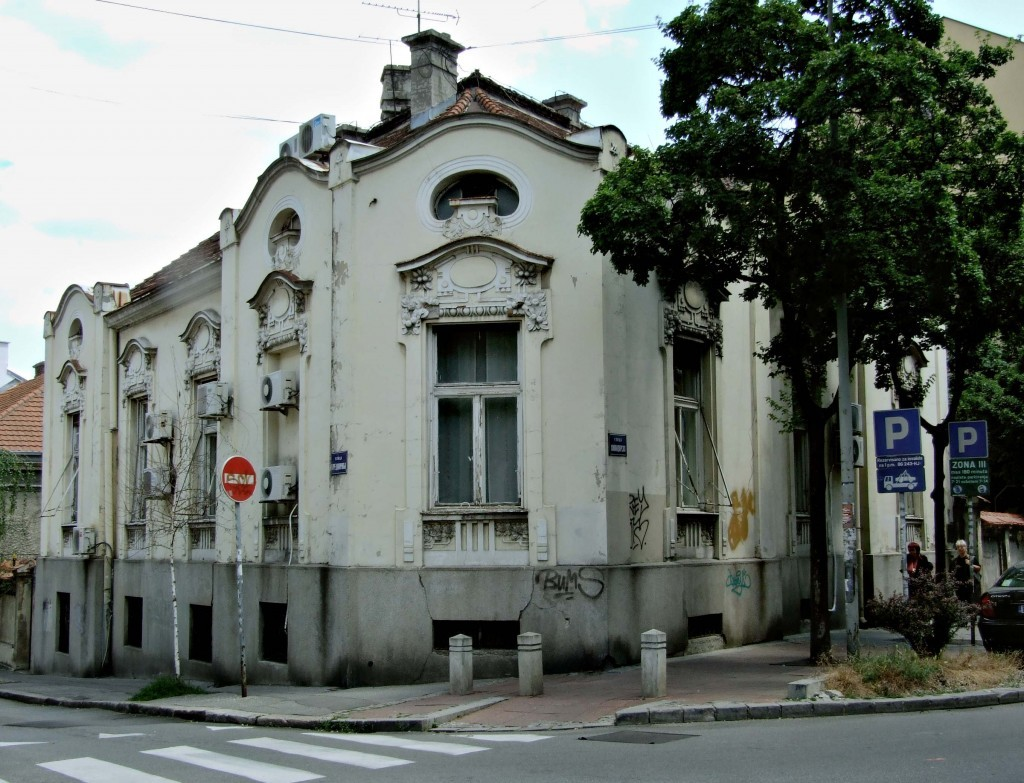 Porodična kuća arhitekte Milana Antonovića