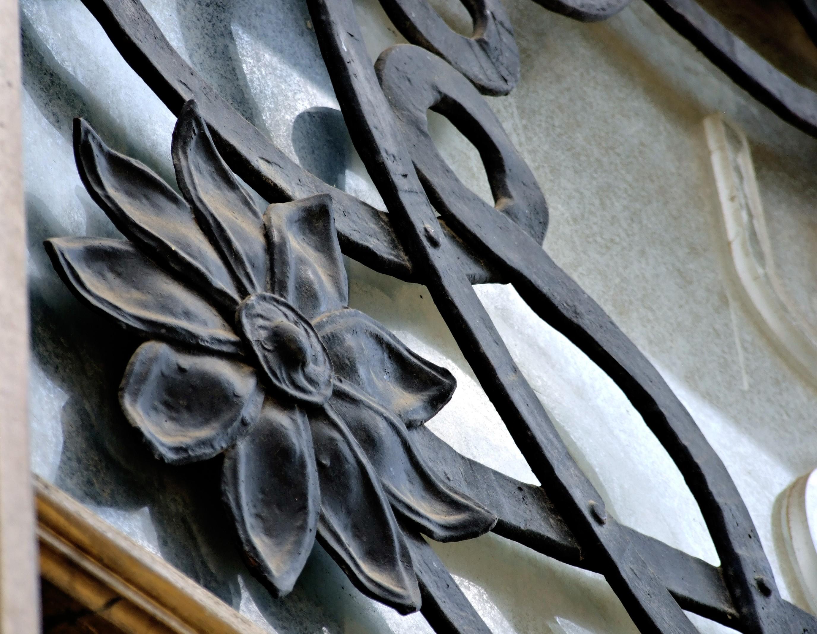 Detalj iznad vrata