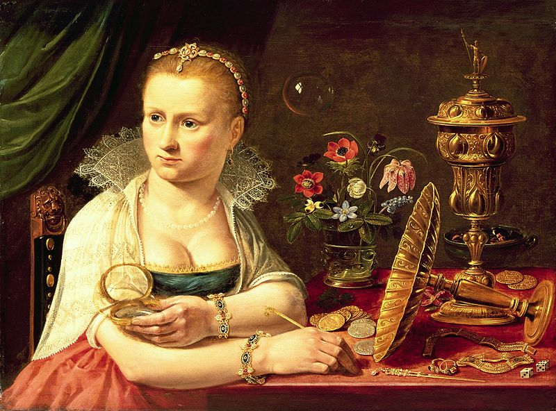Vanitas_painting,_selfportrait_most_probably_Clara_Peeters