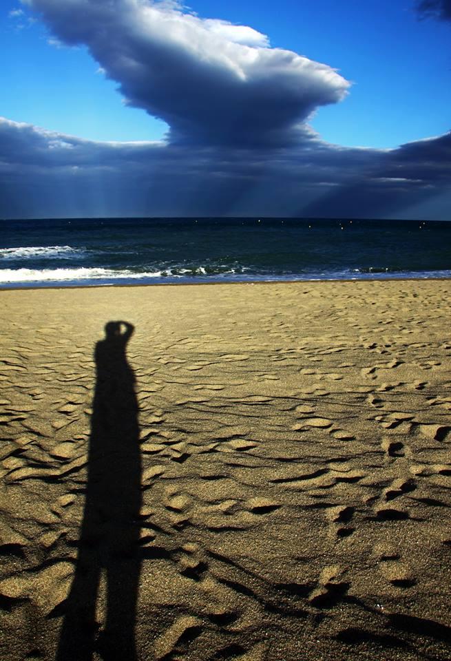 Boris Bilenjkij Obala Sredozemnog mora, Francuska na granici sa Španijom