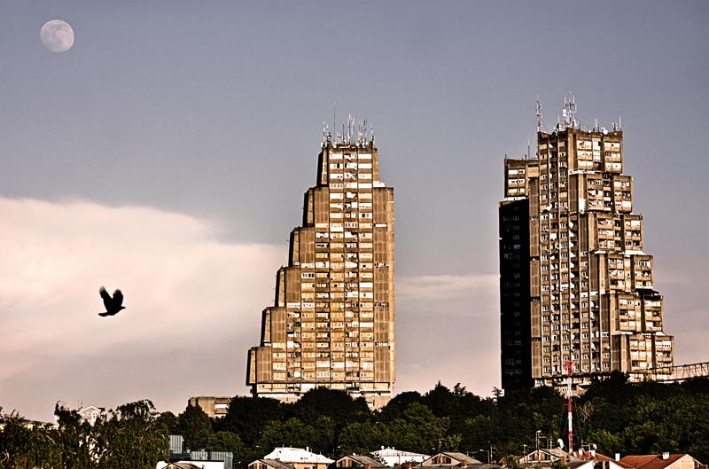 Istočna kapija Beograda Roberto Konte