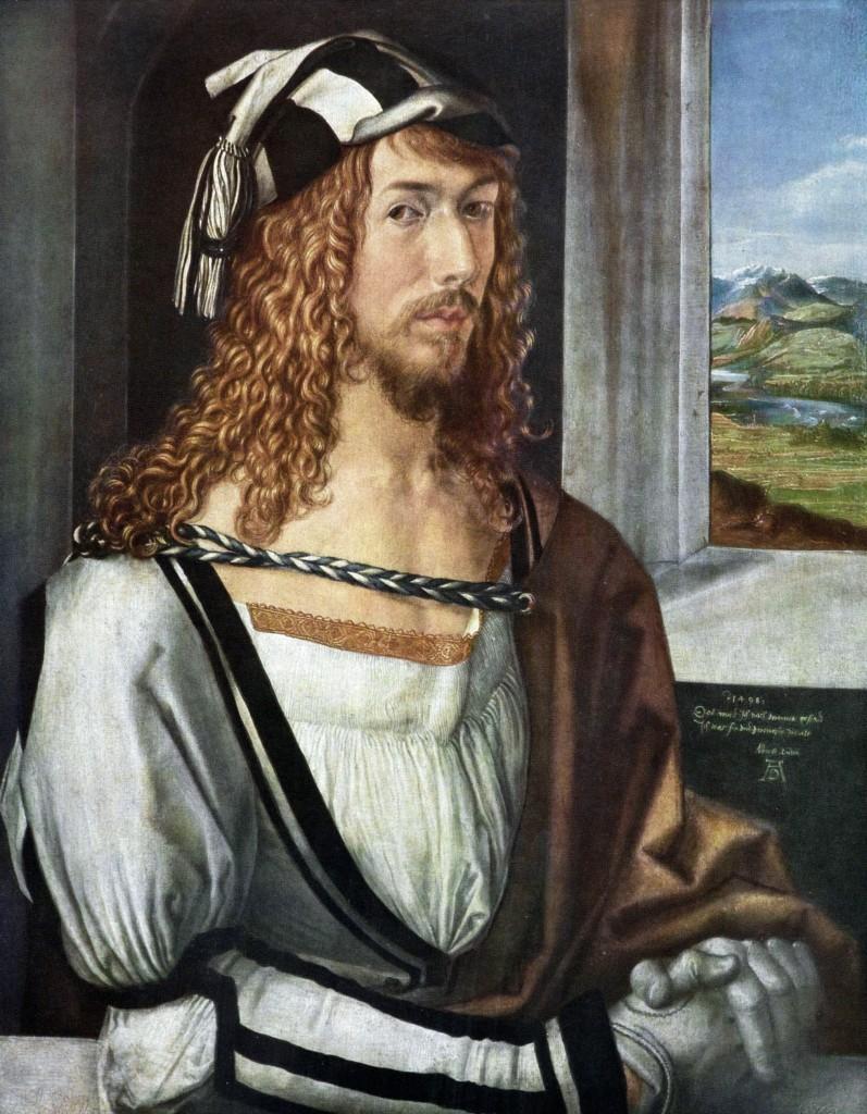 Autoportret sa 26 godina, Prado muzej, Madrid