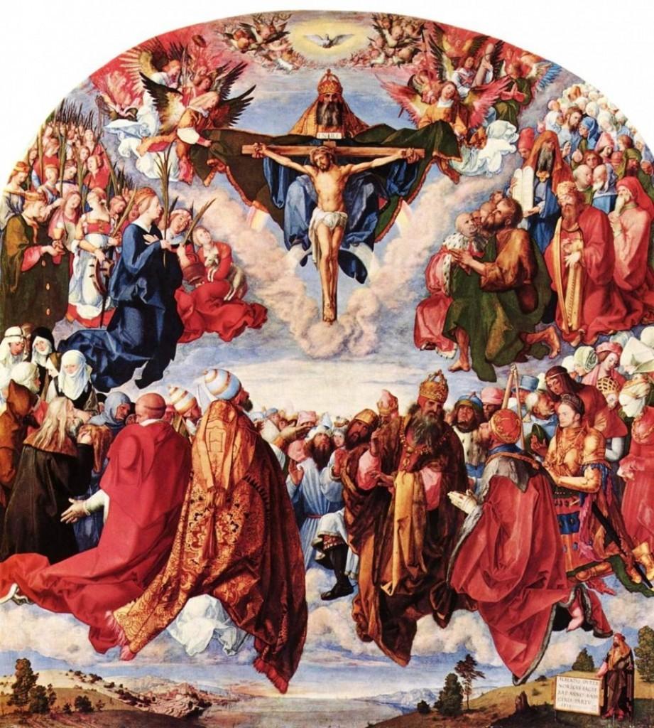albrecht-durer-the-crucifixion