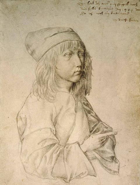Autoportret sa 13 godina
