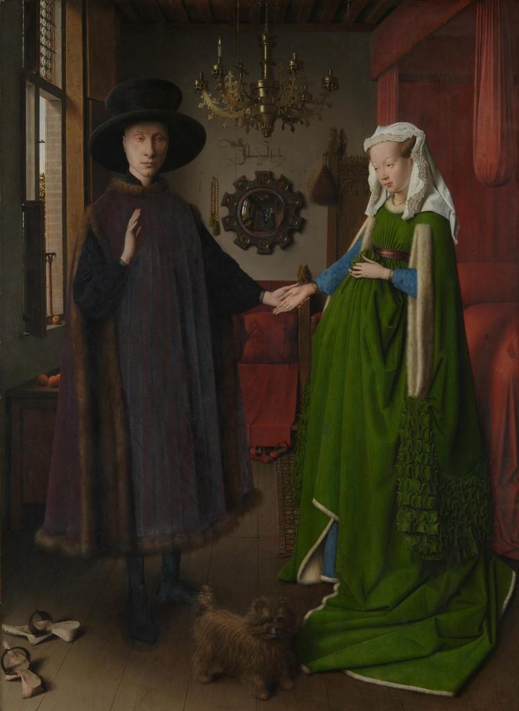 Portret bračnog para Arnolfini