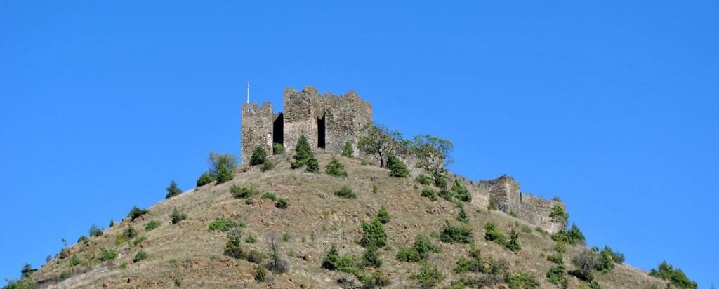 Maglič grad