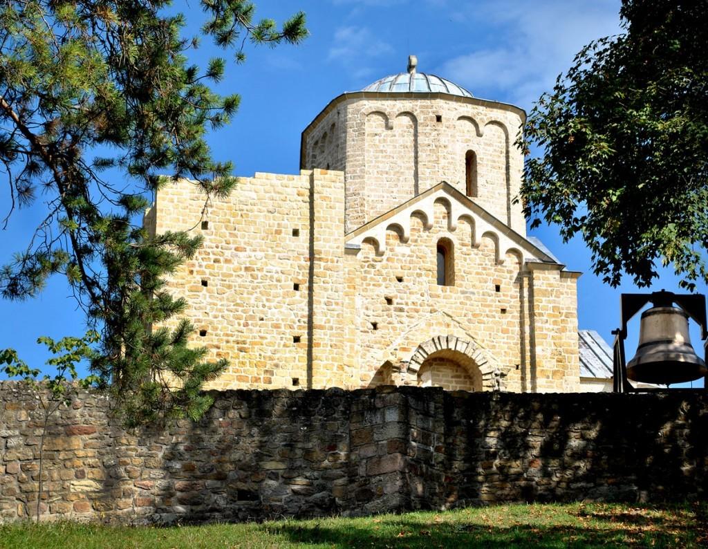 Crkva sv. Đorđa - Đurđevi stupovi