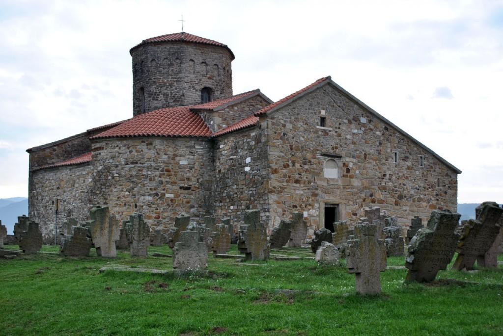 Crkva sv. apostola Petra i Pavla, Novi Pazar
