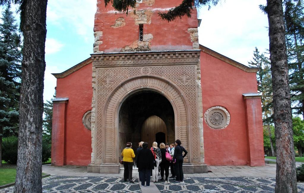 Ulaz u crkvu