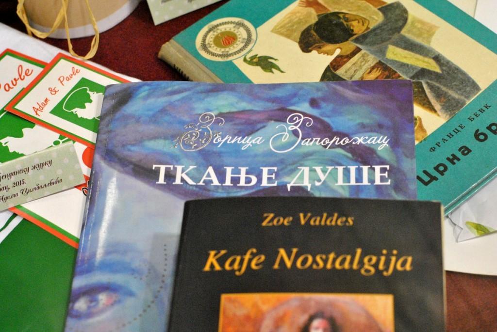 Malo knjige
