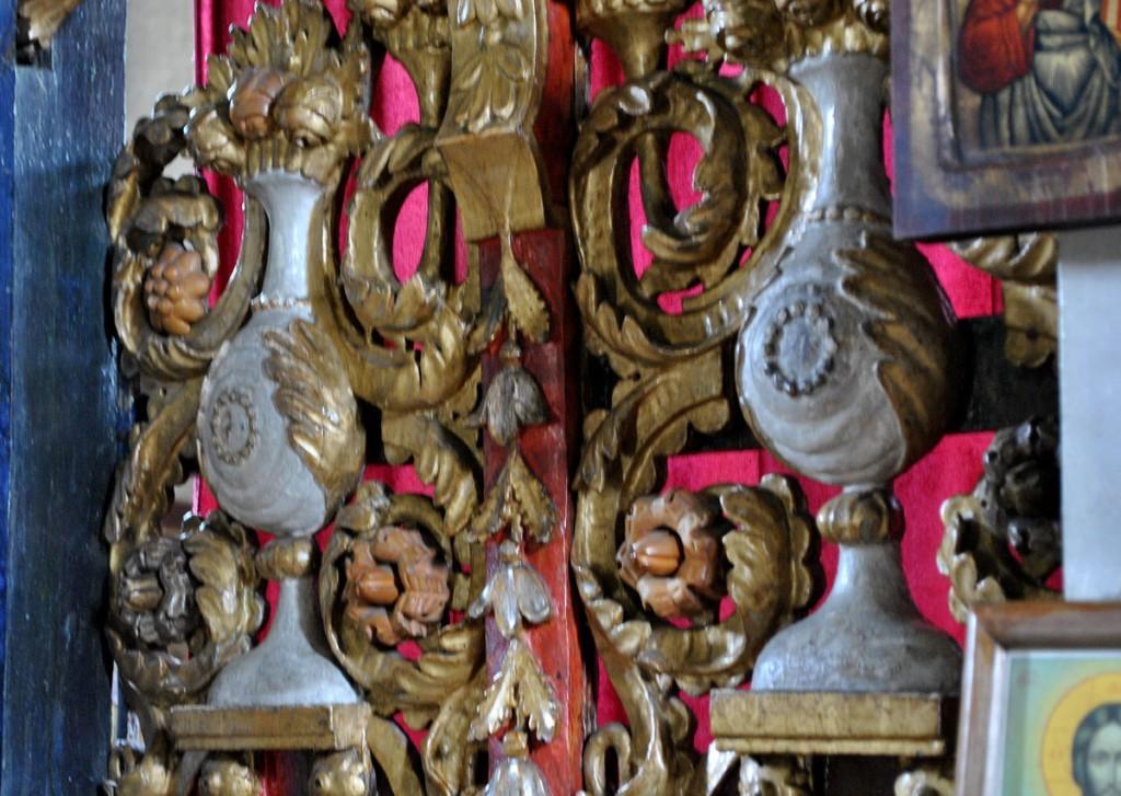 Detalj sa carskih dveri
