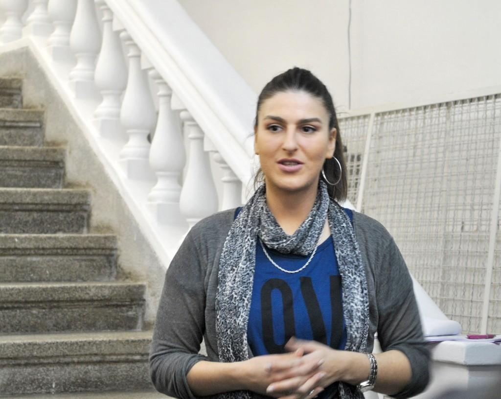 Nina Bošković, kustoskinja MNMU