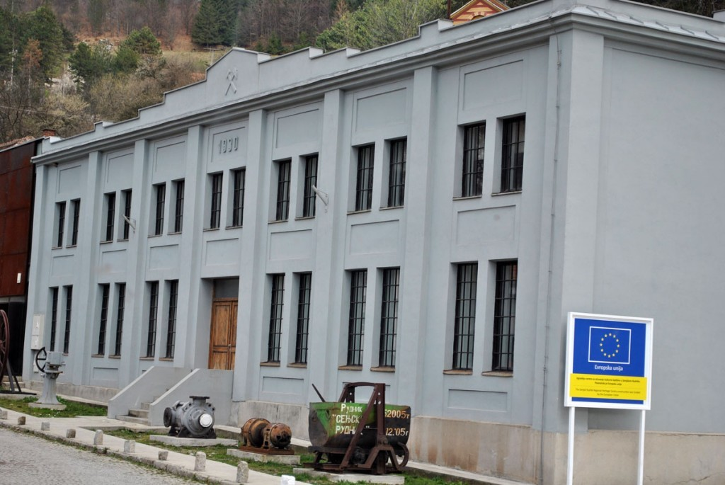 Muzej rudarstva u Senjskim rudnicima
