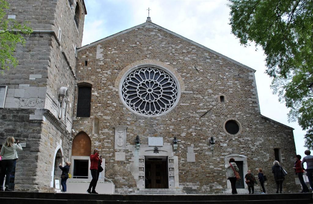 Katedrala svetog Đusta