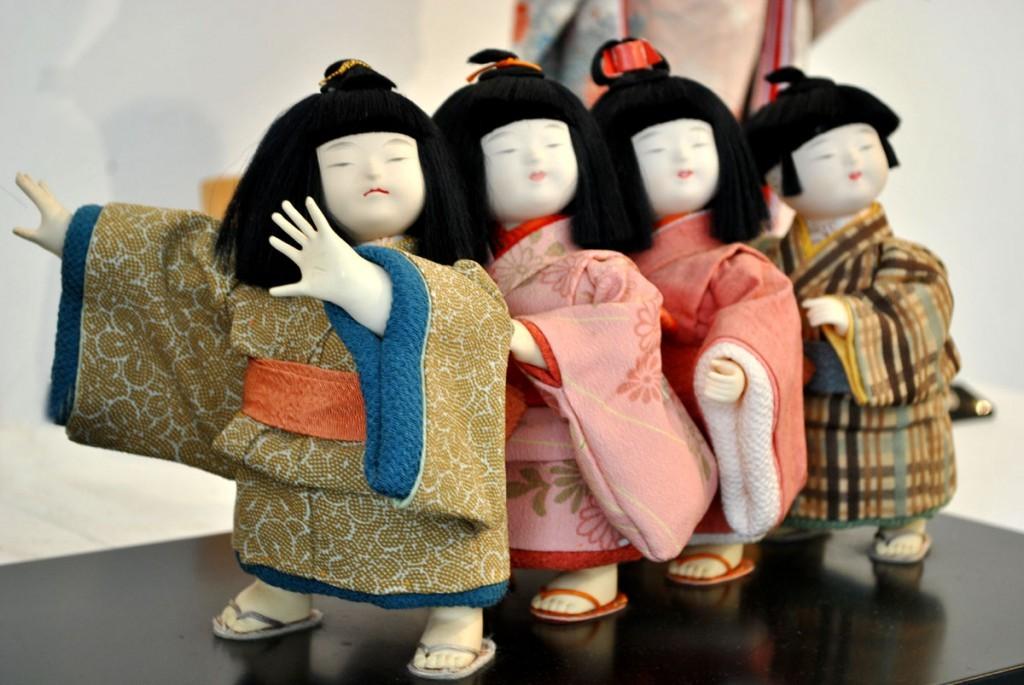 Ičimacu lutke