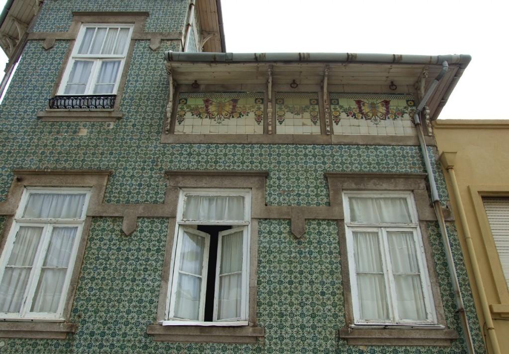 Privatna kuća, XIX vek, Porto