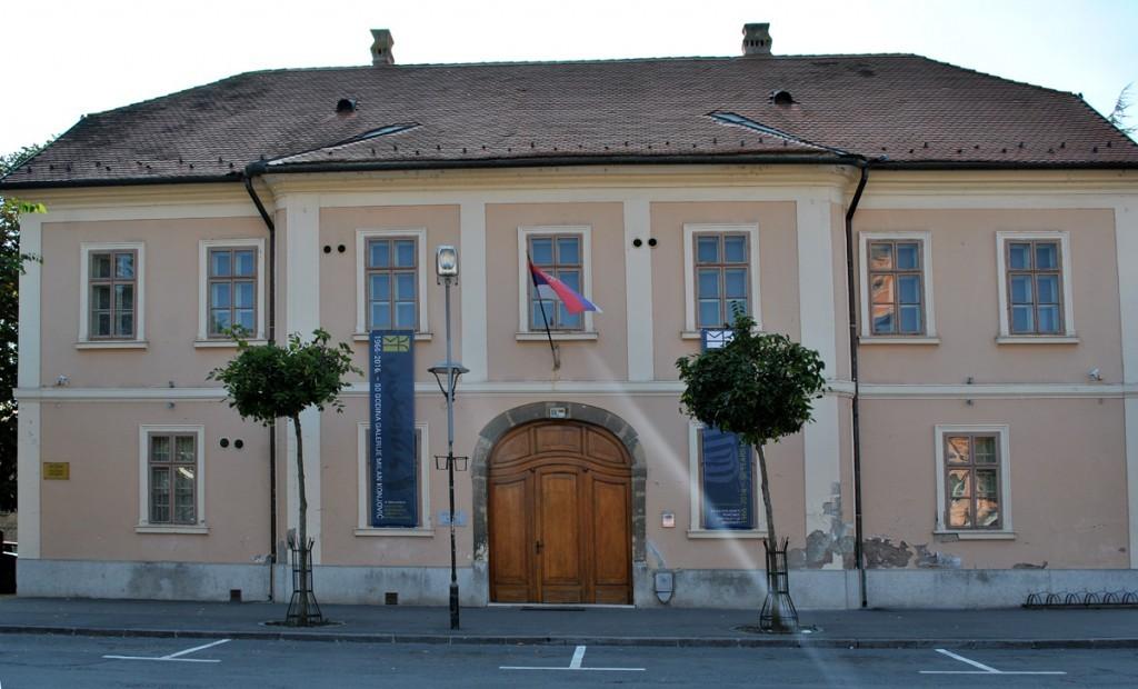 Zgrada Galerije Milan Konjović
