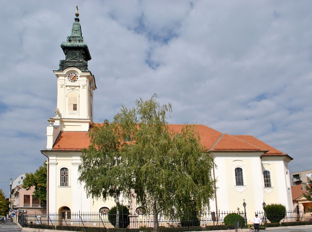 Velika pravoslavna crkva, crkva sv. Đorđa