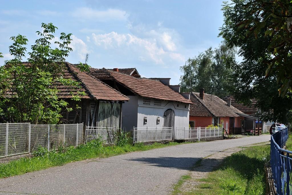 Selo Medveđa kraj Trstenika