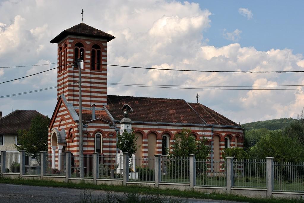 Crkva Svetog Nikole u Medveđi kod Trstenika