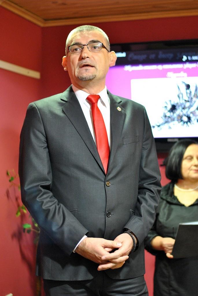 Direktor Narodnog muzeja Kruševac Goran Vasić
