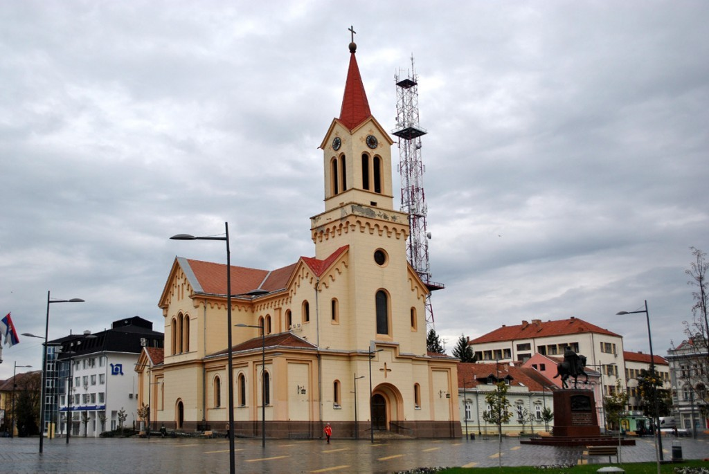 Katolička katedrala, Zrenjanin