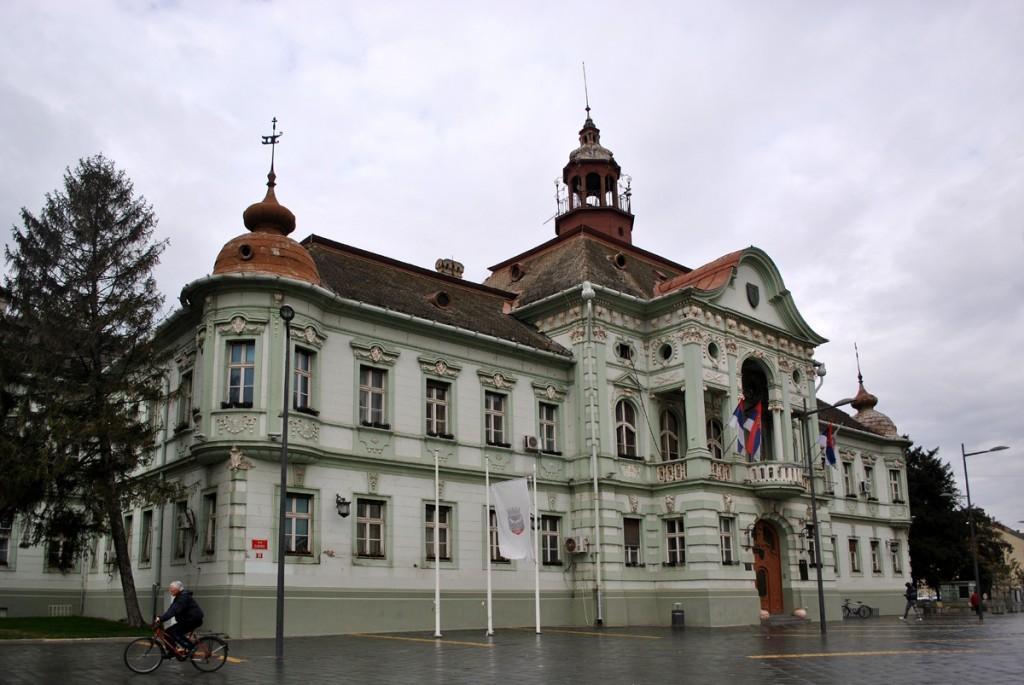 Gradska kuća, Zrenjanin
