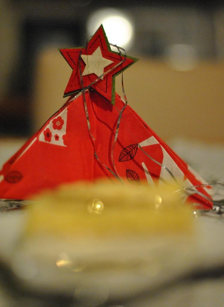 Uskoro će Nova godina pa je i dekoracija adekvatna