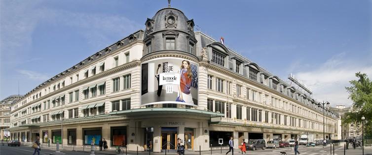 Fotografija preuzeta sa zvaničnog sajta Le bon marche