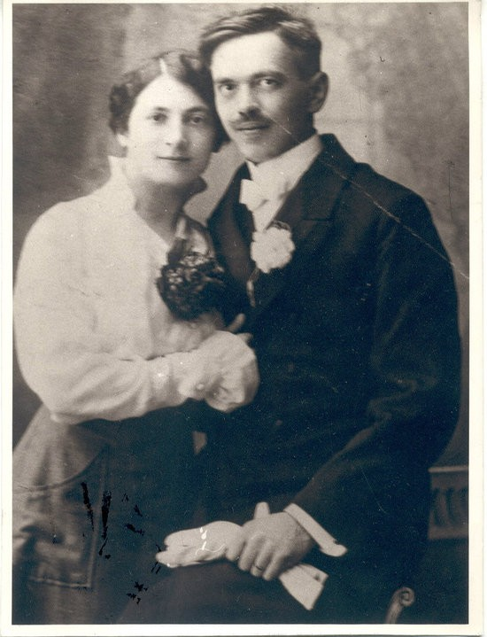 Verenička fotografija, Slovenija oko 1916.