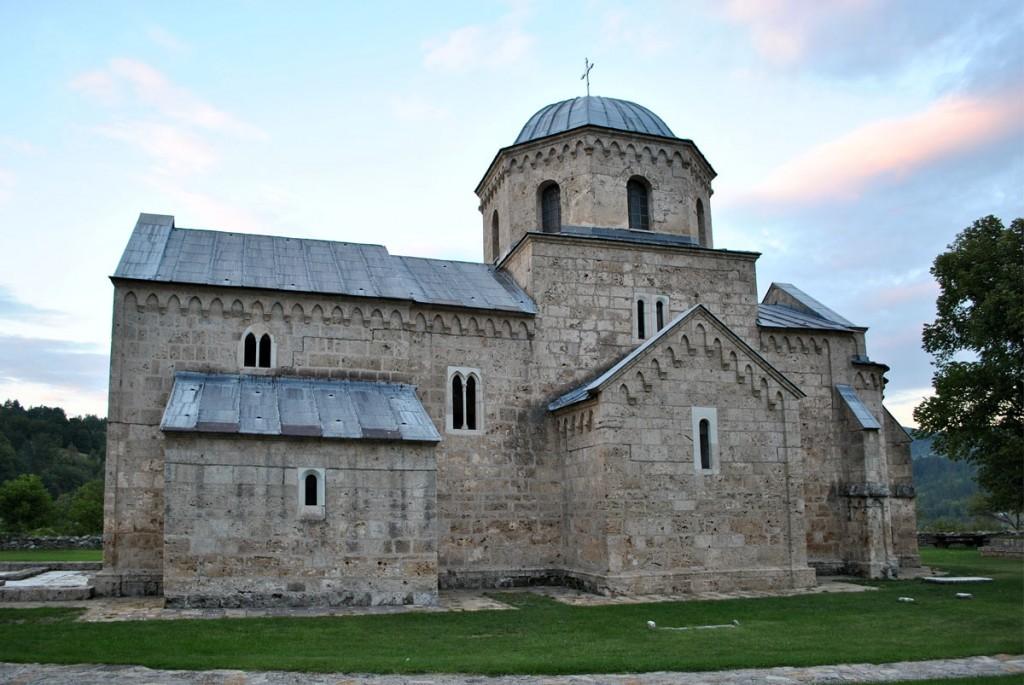 Bogorodičina crkva manastira Gradac Fotografija Majda Sikošek