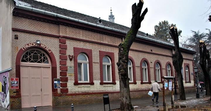 Pogled na glavnu fasadu muzeja
