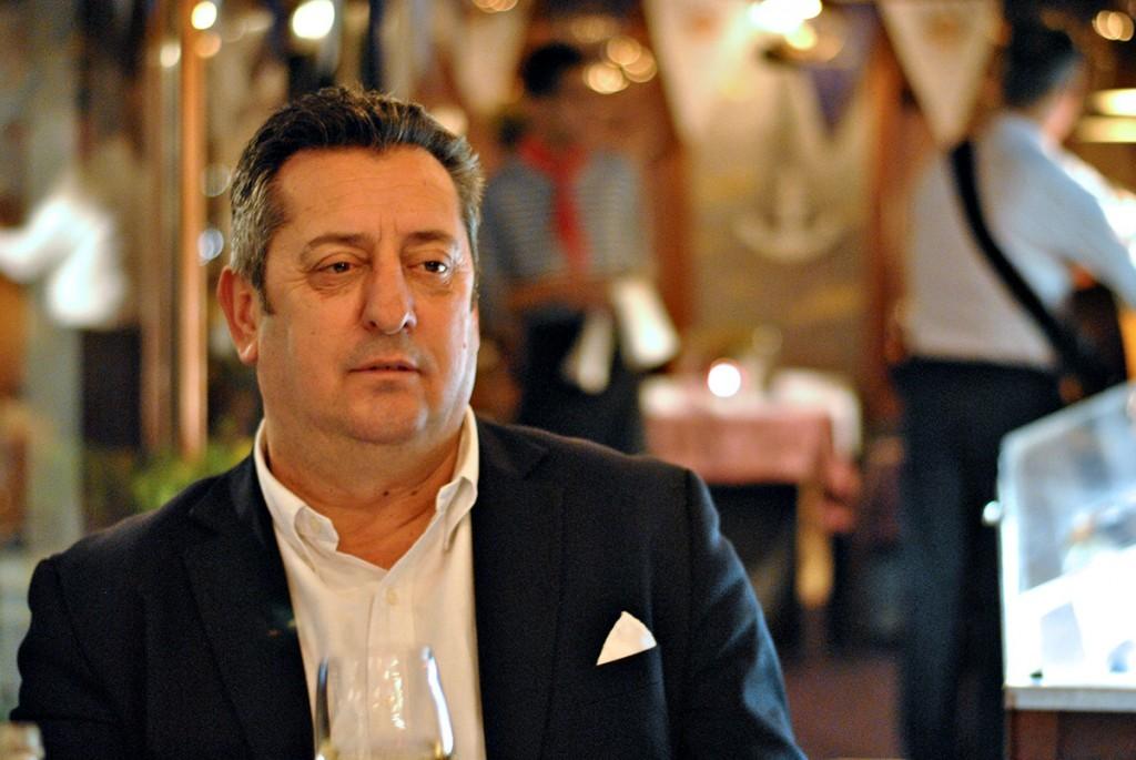 Jurica Tomičić, vlasnik restorana Kod Kapetana iz Hvara