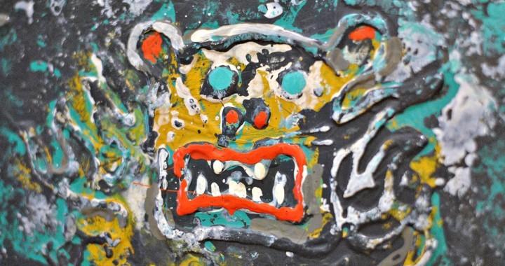 'Jezerski lav' 1970, detalj