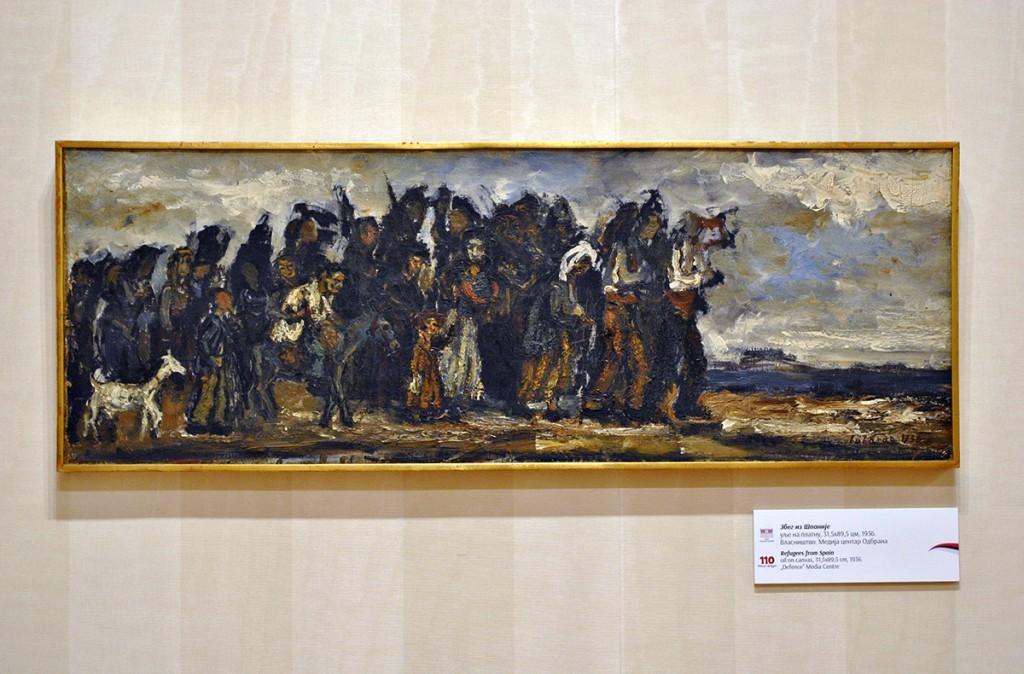 'Zbeg iz Španije' 1936.