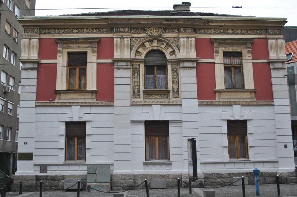 Dom Jevrema Grujića u Svetogorskoj broj 17