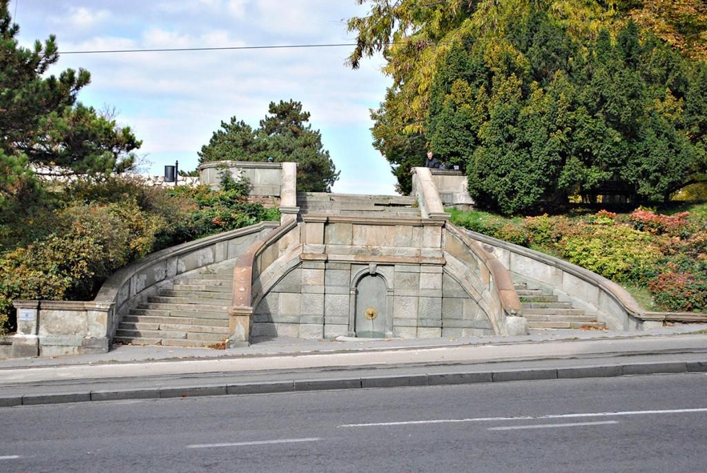 Male kalemegdanske stepenice