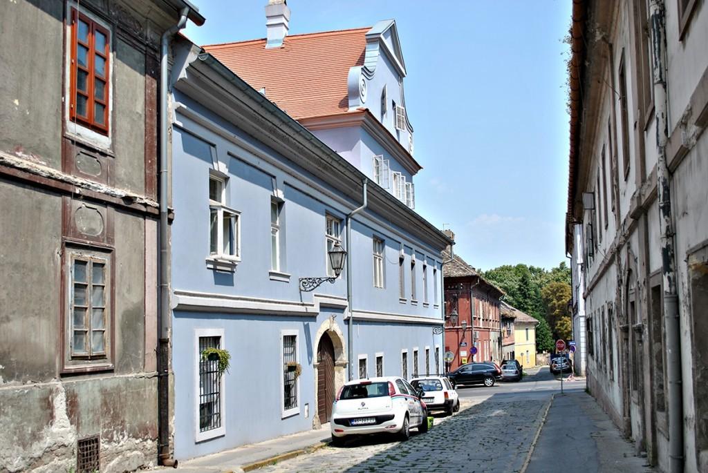 Kuća u kojoj je rođen Ban Jelačić.