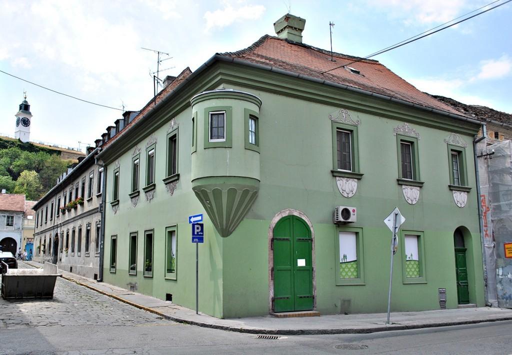 Zgrada u kojoj je nekada bio Magistrat