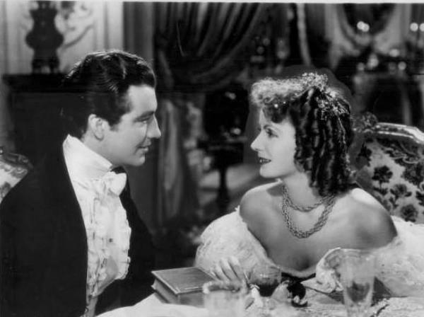 Greta Garbo u ulozi Dame s Kamelijama.
