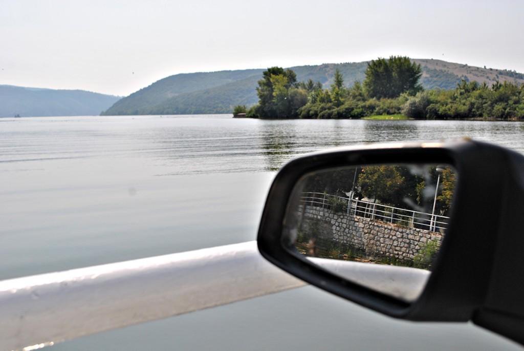 Preko Dunava, put Rama