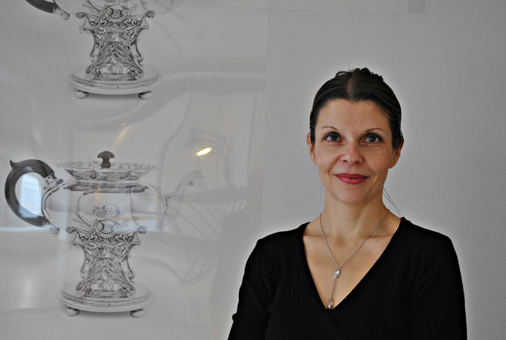 mr Jelena Perać, autorka izložbe 'Anastas Jovanović, pionir primenjene umetnosti i dizajna'
