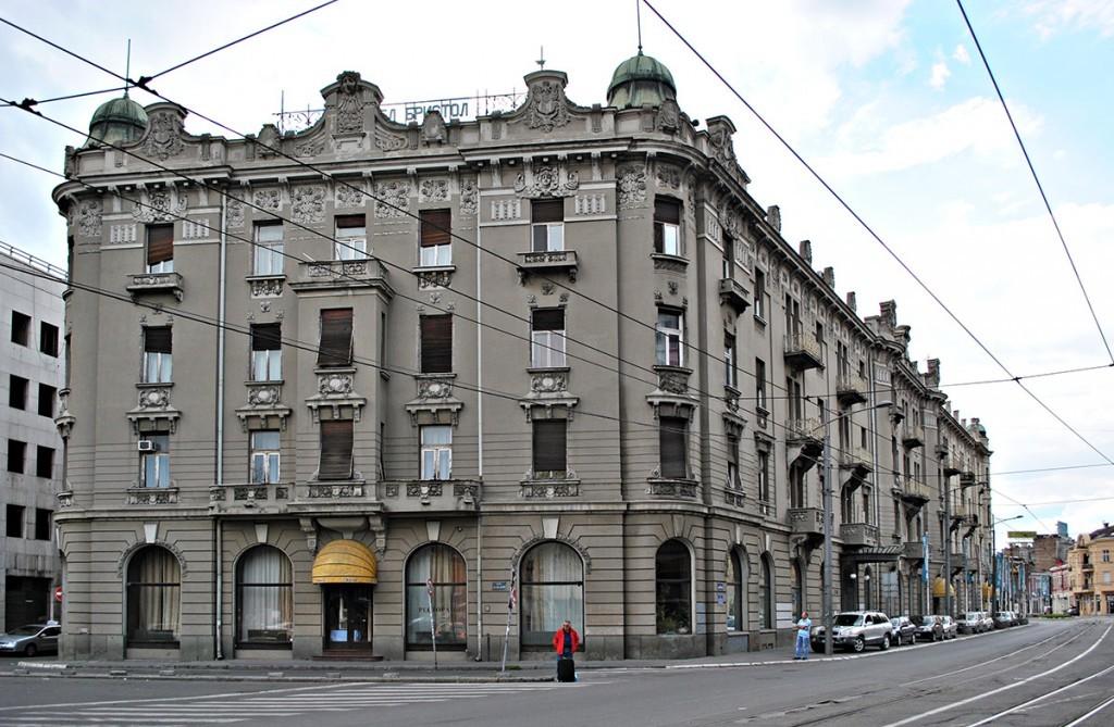Ugao Hadži nikole Živkovića i Karađorđeve
