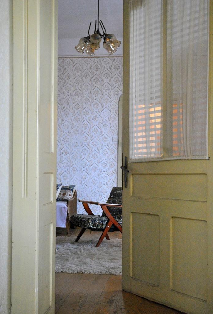 Detalj u Kalabinoj kući za odmor