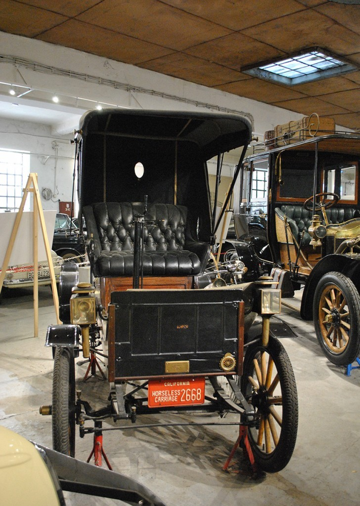 Model Frod Pilot, 1903, USA. Belgrade Auto Museum
