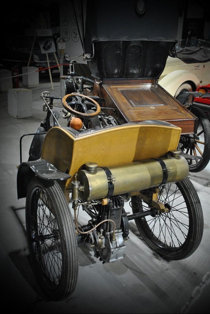 Marot - Gardon, France 1897. Belgrade Auto Museum