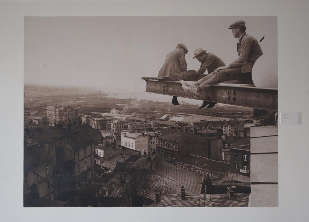 Panorama Beograda, fotografija oko 1935.