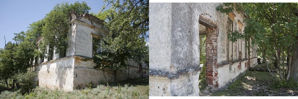 ostaci prve škole u jugoistočnoj Srbiji, 1834.