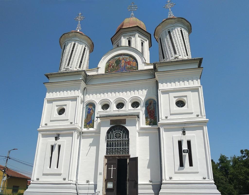 Crkva Jovana Krstitelja, poznata kao Crkva 'Grecescu'